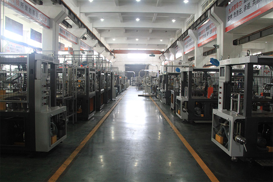 Zhejiang New Debao Machinery Co., Ltd.